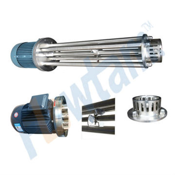 stainless steel High speed mixer